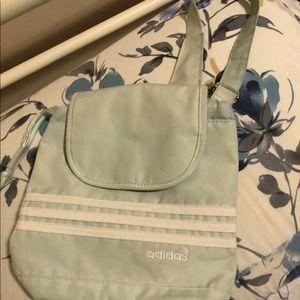 Adidas Teal Green Sling Bag